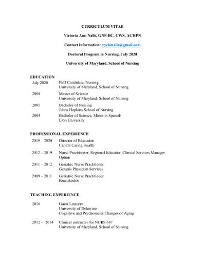 Phd Dissertations Online N Nursing
