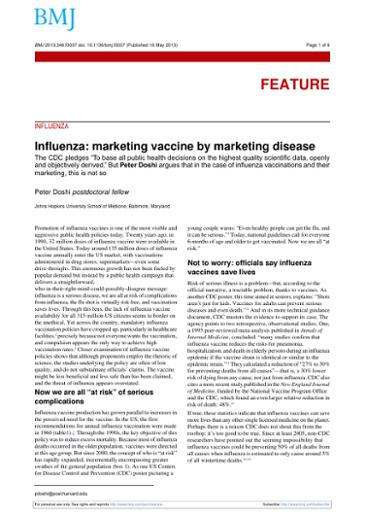 influenza marketing disease marketing vaccine ile ilgili görsel sonucu